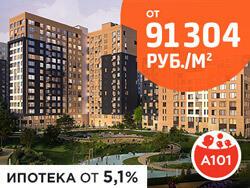 Район «Скандинавия» Старт продаж в доме №7